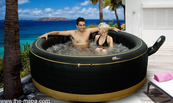 inflatable spa 6 person