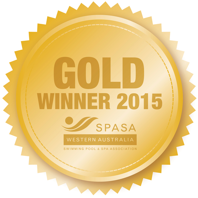 Gold medal winner SPASA
