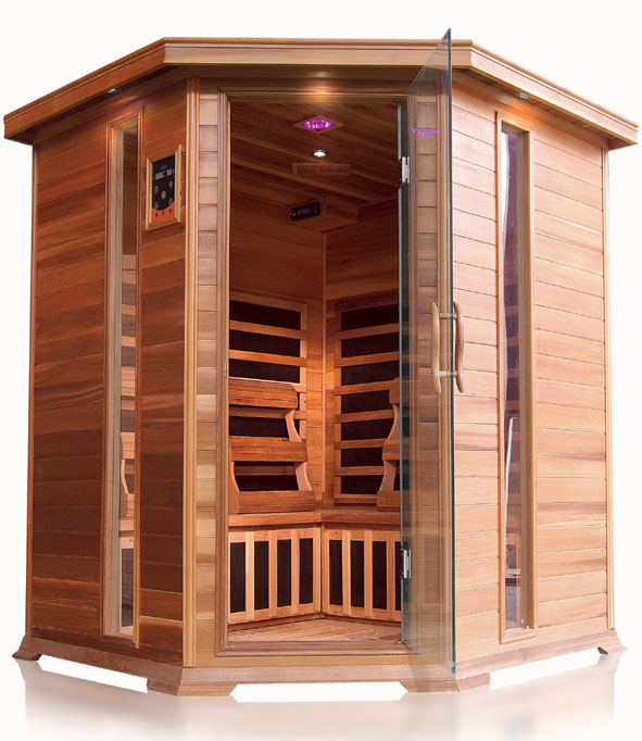 FAR Infra Red Cedar Sauna