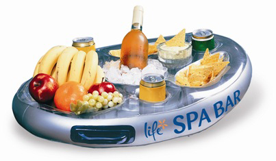 floarting spa bar