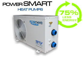 Spa heat pump perth